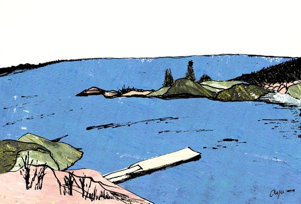 スオメンリンナ 海