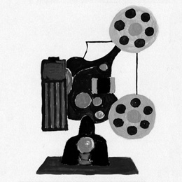 映画監督三島有紀子さんの連載、「ちいさな三島百貨店」の扉絵と挿絵